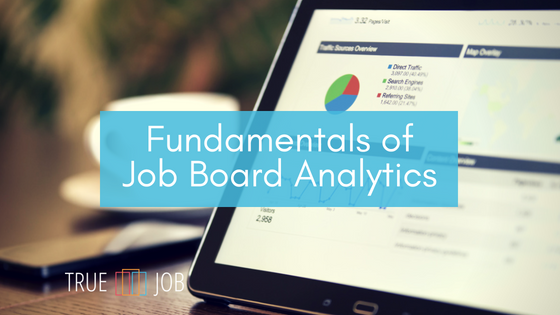 Fundamentals of Job Board Analytics