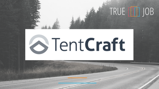 Startup Hiring Series: Rob Hanel from TentCraft